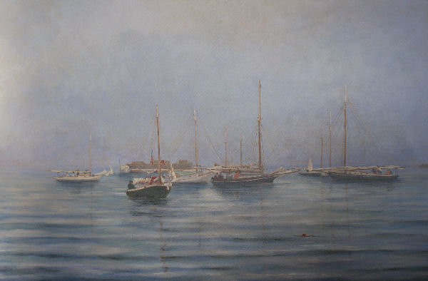"""Friendships at Anchor"" by Jane Herbert"