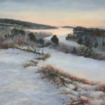 """December Twilight"" by Jane Herbert"
